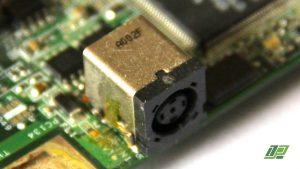 Samsung Notebook Netzteilbuchse Reparatur Service